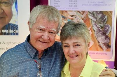 Carol and Campbell Wallace